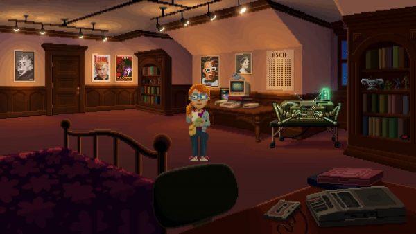 thimbleweed park screenshot 2 600x338 - Đánh giá Thimbleweed Park - bí ẩn một vụ mưu sát
