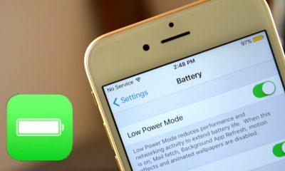 tiet kiem pin featured 400x240 - Cẩm nang đầy đủ nhất tiết kiệm pin cho iPhone chạy iOS 10 và iOS 11