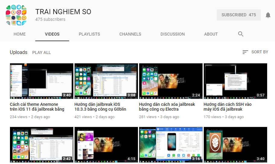 """trainghiemso channel - Kiếm tiền online với YouTube: Google đổi """"luật chơi"""""""