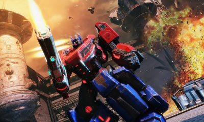 Transformers: Fall of Cybertron game review