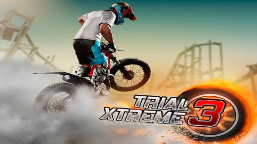 trial xtreme 3 - Game mobile box #25: Transworld Endless Skater,Trial Xtreme 3,...