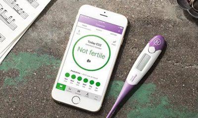 """ung dung tranh thai 400x240 - Ứng dụng tránh thai là gì? Vì sao nhiều người ngậm """"quả đắng"""" vì tin nó?"""