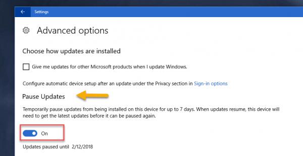 2018 02 05 14 43 17 600x310 - Các cách nhanh nhất ngăn Windows tự động cập nhật