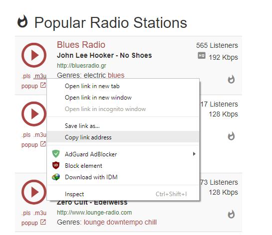 Nghe 5.500 kênh radio miễn phí trên Windows 10 và điện thoại