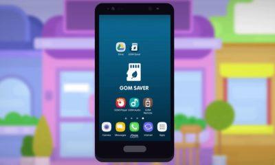 GOM Saver 400x240 - GOM Saver: Nén ảnh và video trên Android