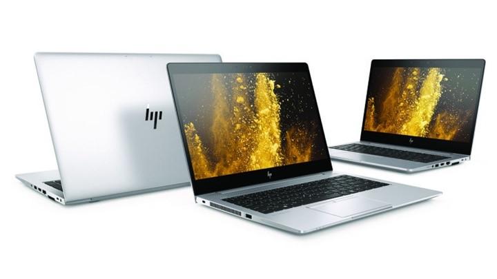 HP EliteBook 800 - HP tung loạt laptop doanh nhân EliteBook 800