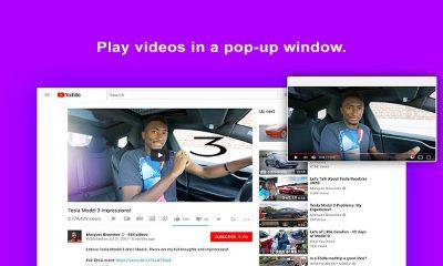 Iridium 400x240 - Iridium: Phát video YouTube từ cửa sổ nổi hay thumbnail trên Chrome