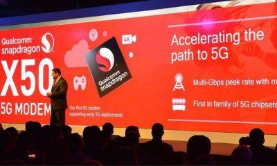 Modem 5G Qualcomm Snapdragon X50 400x240 - Modem 5G Qualcomm Snapdragon X50 được chọnthử nghiệm5G NR di động năm 2018