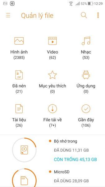 Screenshot 20180206 122935 338x600 - 5 ứng dụng quản lý dữ liệu đám mây trên Android