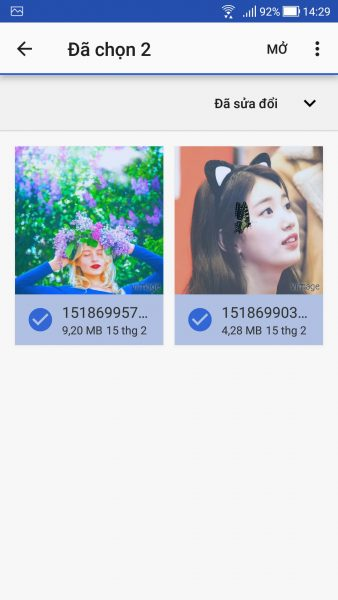 Screenshot 20180219 142939 338x600 - Cách chuyển ảnh, video trên Android và iOS vào máy tính Windows 10 bằng mã QR