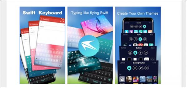 Swiftkey giả acmh 1 600x282 - Cách nhận biết ứng dụng giả mạo trên Play Store