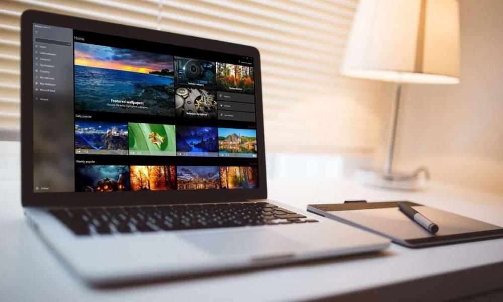 Wallpaper Studio 101280x720 1000x600 - Top ứng dụng tải ảnh HD, thay hình desktop, màn hình khóa Windows 10