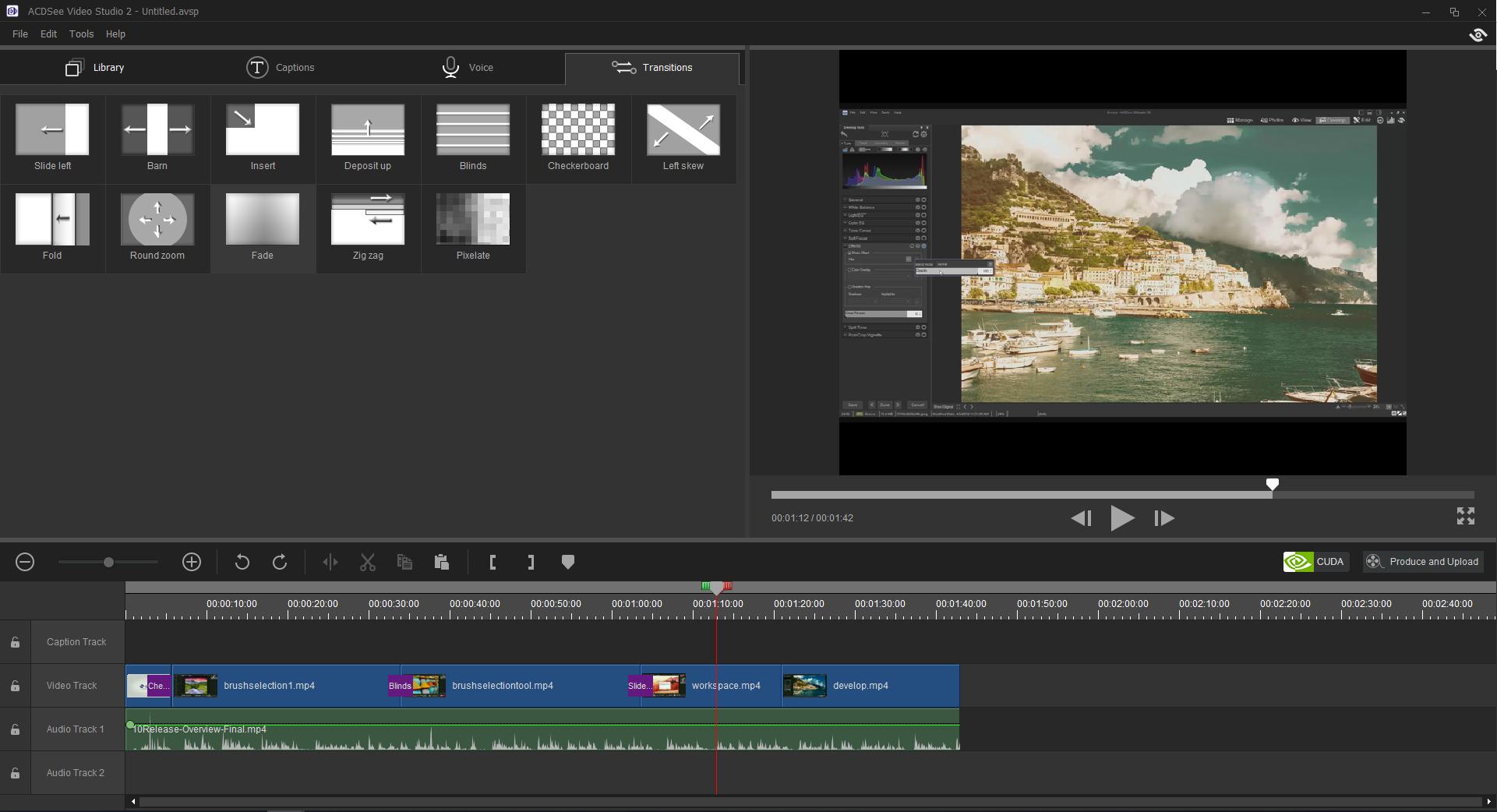 acdsee video studio 2 - Đang miễn phí hai ứng dụng xử lý video trị giá 109,99USD