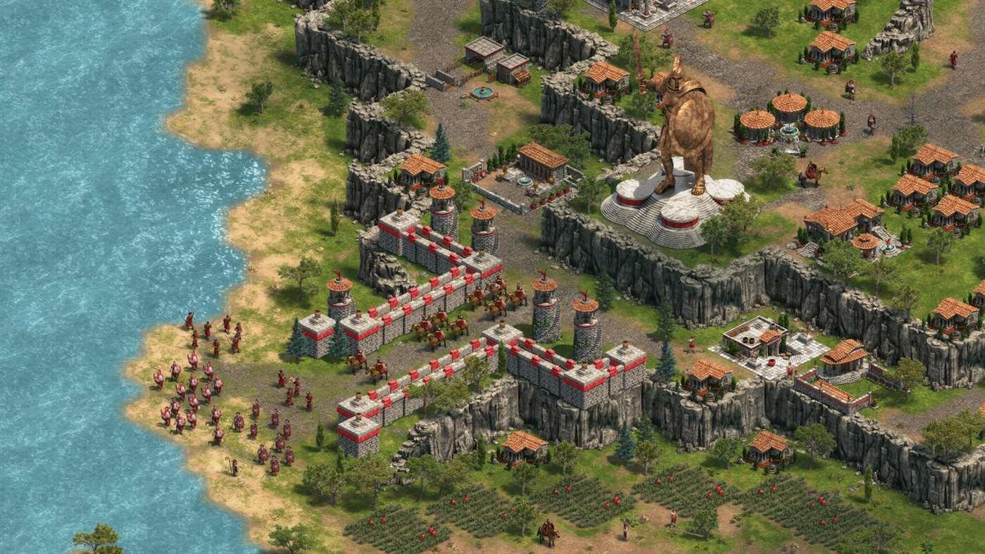 Age of Empires: Definitive Edition ra mắt, đổi store để có giá rẻ nhất 2