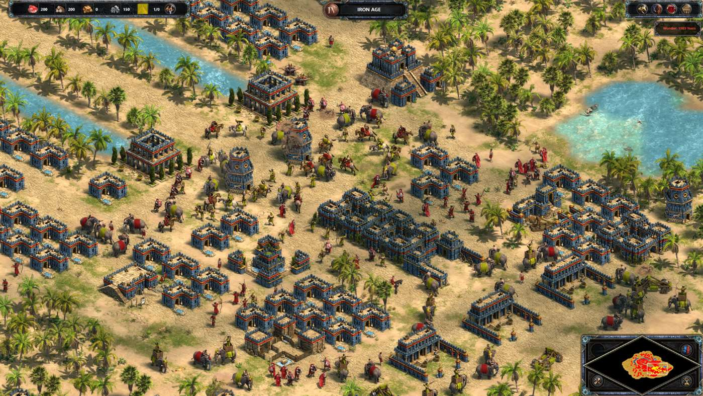 age of empires de 6 - Age of Empires: Definitive Edition ra mắt, đổi