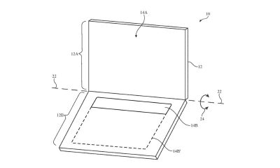 Bằng sáng chế sử dụng màn hình làm bàn phím của Apple