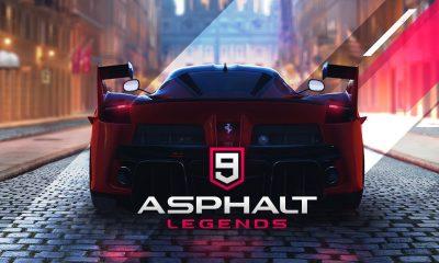 asphalt 9 legends featured 400x240 - Đã có Asphalt 9: Legends, và đây là cách tải về chơi