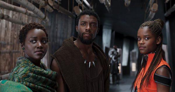 black panther screencap 2 600x317 - Đánh giá phim Black Panther - chiến binh báo đen