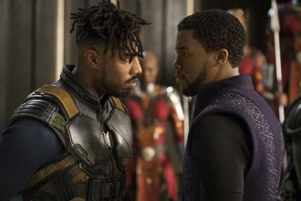 black panther screencap 3 600x400 - Đánh giá phim Black Panther - chiến binh báo đen