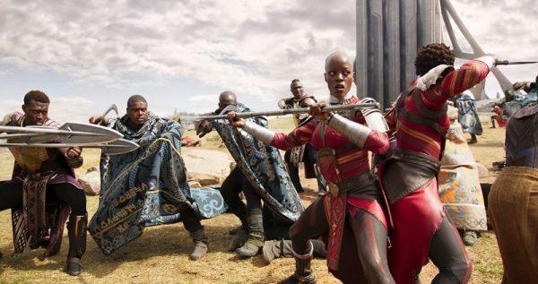 black panther screencap 5 600x317 - Đánh giá phim Black Panther - chiến binh báo đen