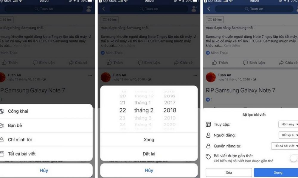 bo loc facebook filters featured 1000x600 - Facebook bổ sung tính năng Bộ lọc (Filters) cực hay trên iOS/Android