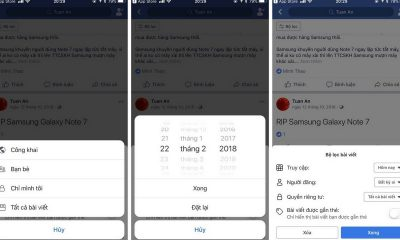 bo loc facebook filters featured 400x240 - Facebook bổ sung tính năng Bộ lọc (Filters) cực hay trên iOS/Android