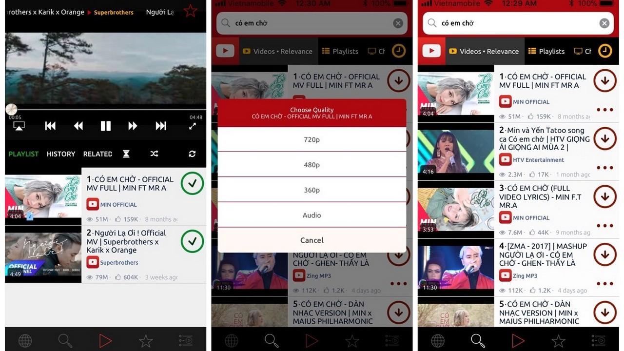 Cách tải Youtube++ Không bị thu hồi - Thư Viện Game