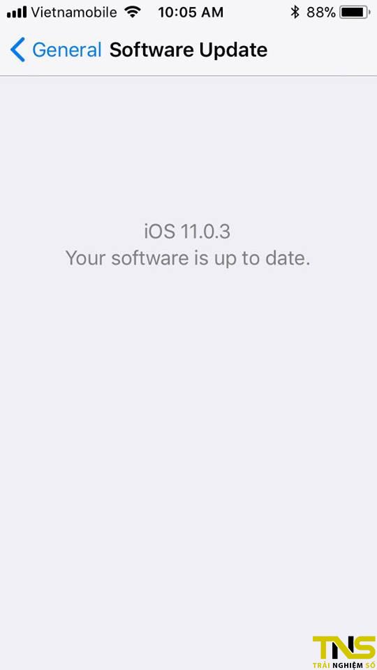 chan update ios 11 5 - Cách mới để chặn cập nhật iOS 11 không cần jailbreak