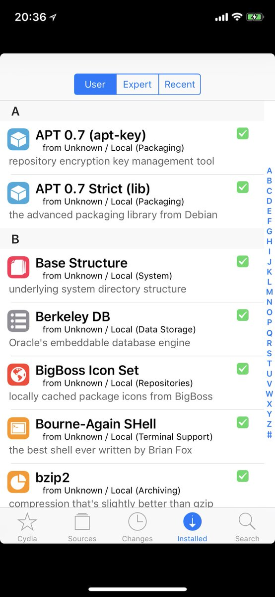 cydia electra 11 1 - Cydia dành cho iOS 11 jailbreak bằng Electra ra mắt đêm Giao thừa