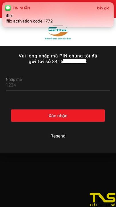 dang ky iflix viettel 4 - Cách đăng ký miễn phí iflix 3 tháng bằng SIM Viettel