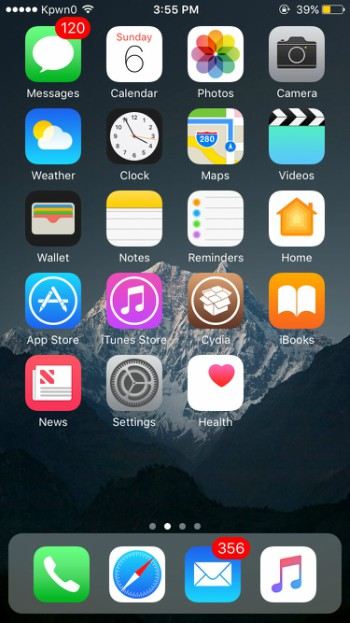 dockxi - Tổng hợp 15 tweak giúp biến iOS 10 thành iOS 11 không cần nâng cấp