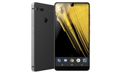 Essential Phone màu Halo Gray