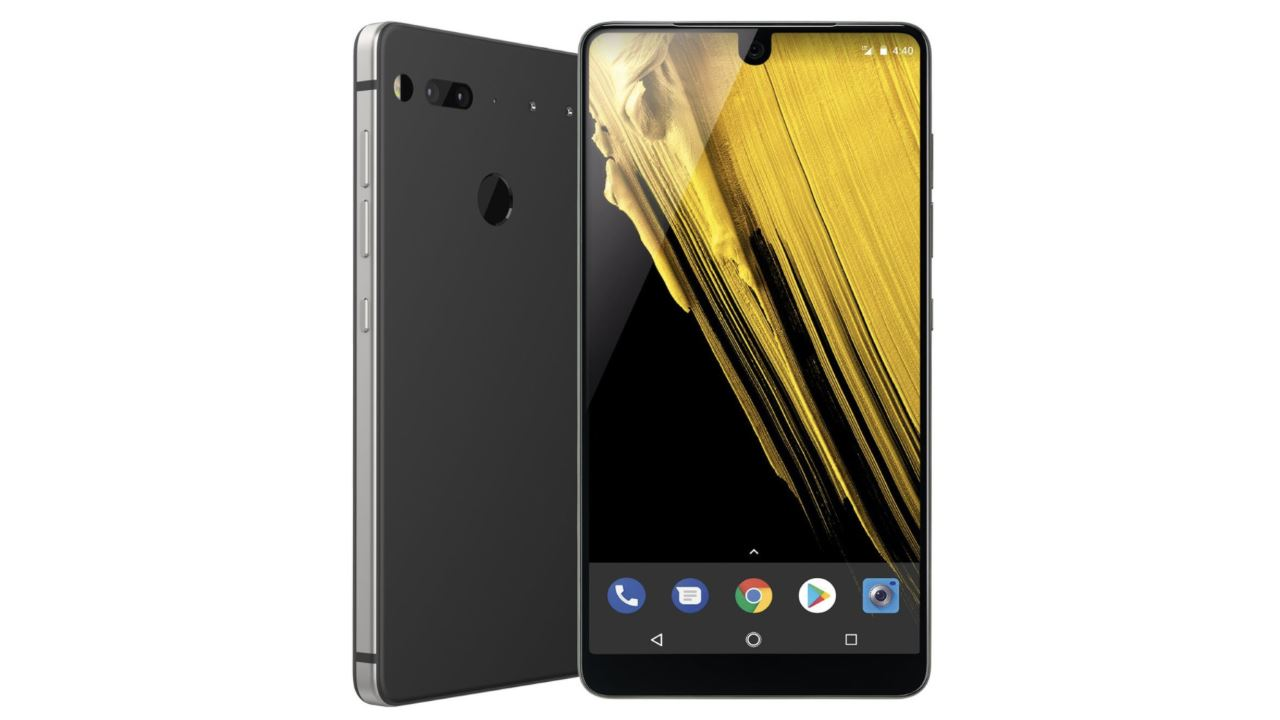 Essential Phone màu Halo Gray