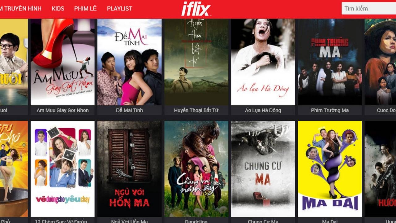 iflix featured - Cách đăng ký miễn phí iflix 3 tháng bằng SIM Viettel