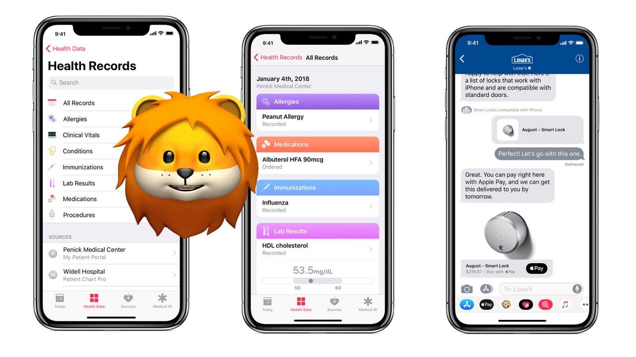 ios 11.3 2 featured - iOS 11.3 chính thức ra mắt, mời các bạn cập nhật