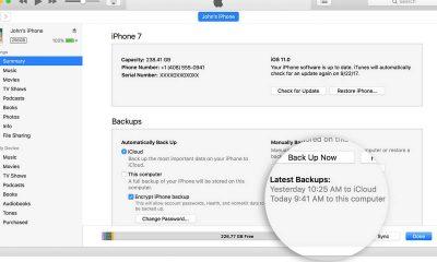 itunes backup featured 400x240 - Cách đổi thư mục sao lưu iPhone bằng iTunes trên máy tính