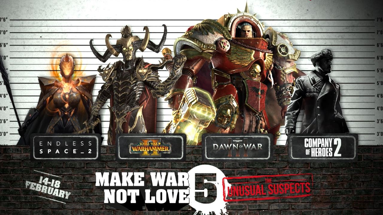 Make War Not Love 5