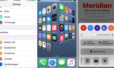 meridian featured 400x240 - Công cụ Meridian sắp hỗ trợ Untethered Jailbreak 10.3.3?