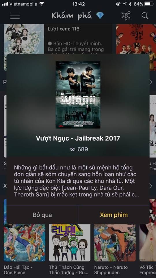 movie valley x 2 - Ba ứng dụng iOS cực hay xem phim miễn phí ngày Tết