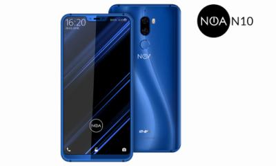 noa n10 jx2f.640 400x240 - Noa N10 ra mắt, thiết kế tai thỏ giống iPhone, giá 375 USD