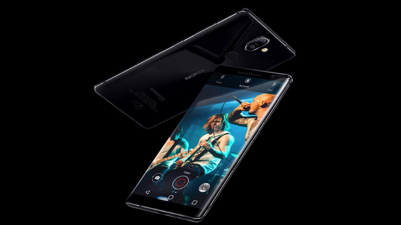 nokia 8 sirocco featured - BlackBerry Ghost: điện thoại cao cấp, không viền bezel, dành cho thị trường Ấn Độ?