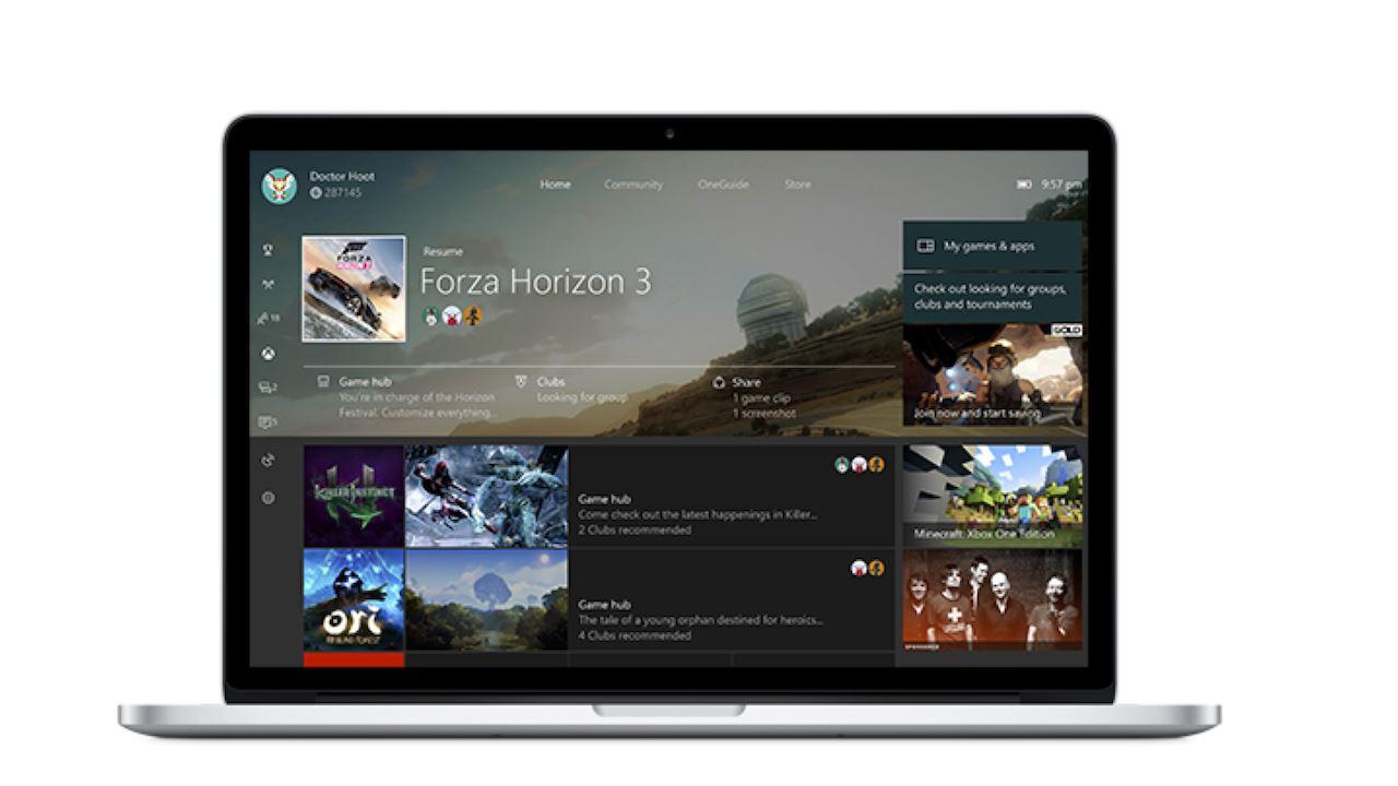 Onecast stream Xbox One to Mac