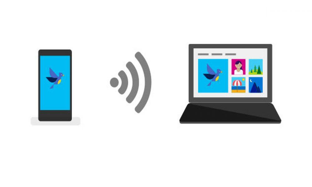 photo companion 1000x600 - Cách chuyển ảnh, video trên Android và iOS vào máy tính Windows 10 bằng mã QR