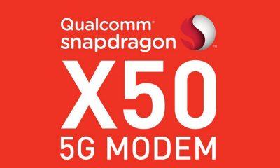 Qualcomm modem X50 5G New Radio