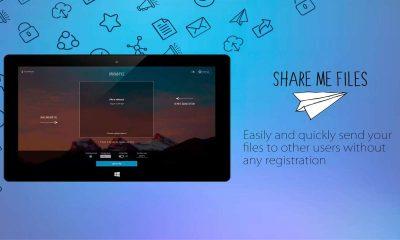 share me files1280x720 400x240 - Share me Files: Ứng dụng cho bạn chia sẻ file tạm thời trên Windows 10