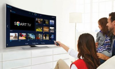smart tivi 400x240 - Phát hiện bất ngờ: hàng triệu tivi thông minh chứa lỗ hổng