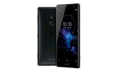 Sony XZ2 smartphone