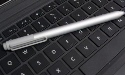 Surface Pen sẽ có cảm giác viết thật hơn với bằng sáng chế rung phản hồi của Microsoft