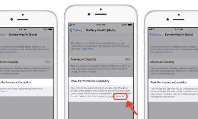 tat tinh nang giam hieu nang khi chai pin featured 400x240 - Cách tắt tính năng giảm hiệu năng khi chai pin trên iOS 11.3