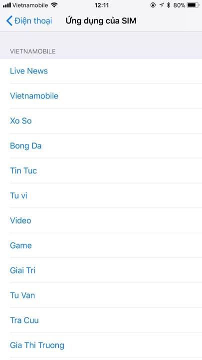 """thanh sim spam tin 2 - """"Thánh SIM"""" Vietnamobile liên tục spam tin, làm sao để chặn?"""